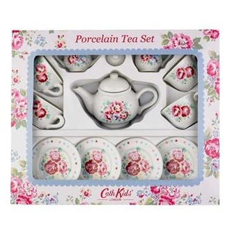 PORCELAIN TEA CUP SET