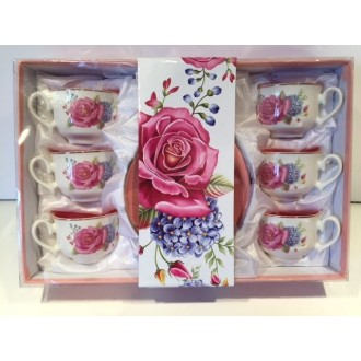 COFFEE CUP&SAUCER GIFT SET
