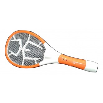 RECHARGEABLE ELECTRONIC MOSQUITO BAT -BR-8701