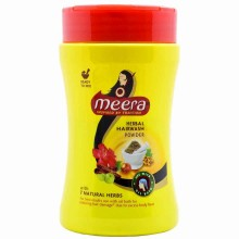MEERA HAIR WASH POWDER-120g
