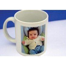 Personalised Photo Mug-White