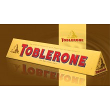 Toblerone  Honey and Almond Nougat Chocolate