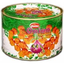 Munchee Onion Biscuit  Tin