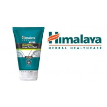 Himalaya Intense Oil Clear lemon Face wash
