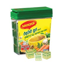 Maggi Vegetable  Soup Cubes