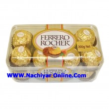 FERRERO ROCHER CHOCOLATE-200GR