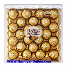 FERRERO ROCHER CHOCOLATE-300GR