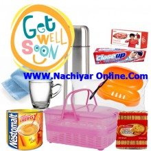 Get Well (Hospital) Hampers - Basic