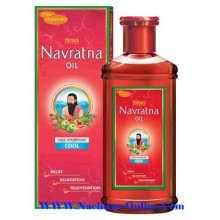 HAIR OIL NAVARATHNA