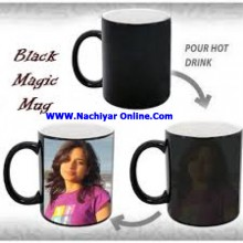 Magic Mug -Black