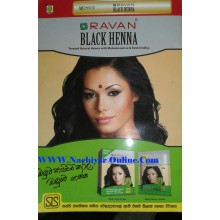RAVAN HAIR DYE POWDAR
