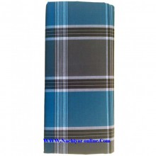 Kibs Blue Cotton Lungi
