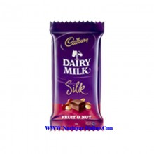 Cadbury Fruit& Nut  Silk