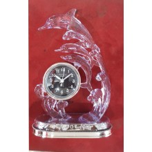 Dolphin Shape Clock