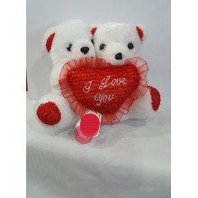Teddy Bear Love Doll