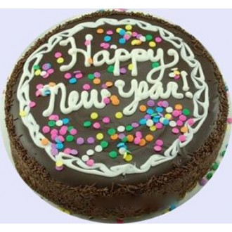 NEW YEAR SPECIAL CHOCOLATES CAKE