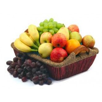 NEW YEAR SPECIAL FRUITS BESKET