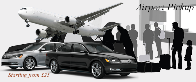 Airport Pickup Services