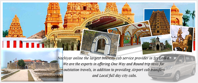 Intercity Cab Services